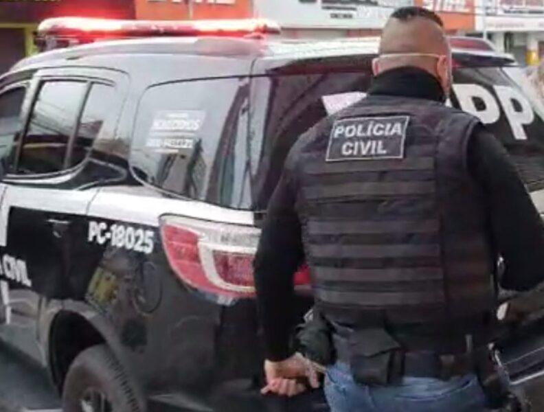 PCPR prende homem suspeito de tentar estuprar vizinha no Pinheirinho