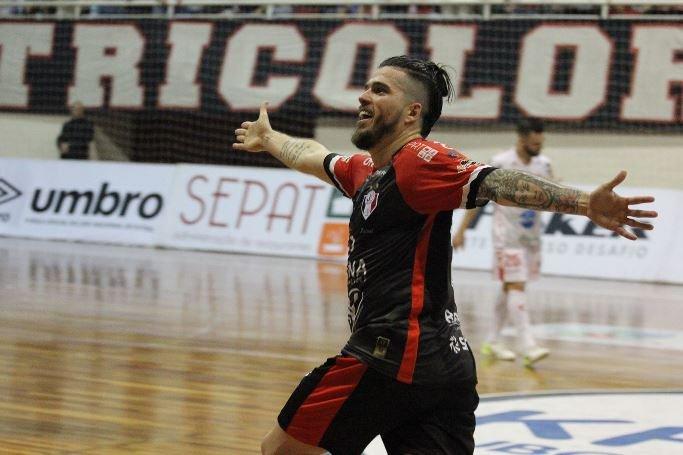 Corinthians anuncia contratação de Jackson Samurai para temporada 2020 de futsal