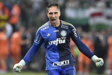 Após fim de ciclo pelo Palmeiras, Prass deseja prolongar a carreira