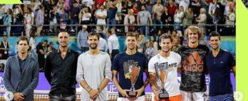 Após promover torneio com público, Novak Djokovic anuncia que foi infectado pelo coronavírus