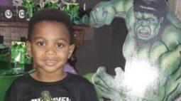 Polícia conclui que atirador teve intenção de matar menino de 4 anos, durante festa de aniversário