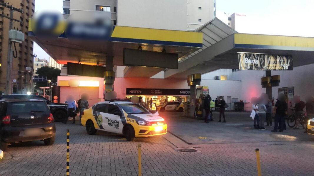 Um dos atiradores de crime em posto de combustível em Curitiba era guarda municipal