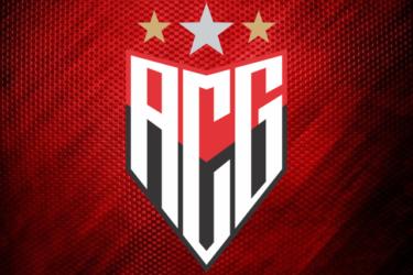 Atlético-GO lança escudo com modelo futurista