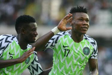 Nigéria bate Benin na estreia das Eliminatórias da Copa das Nações Africanas