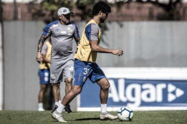 Sampaoli relaciona 28 para jornada dupla no Santos; veja lista