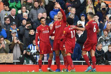 Liverpool encara o Everton em clássico pelo Campeonato Inglês