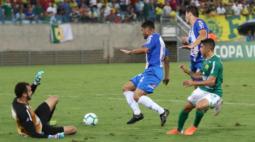 Paysandu vence Cuiabá e larga na frente na final da Copa Verde