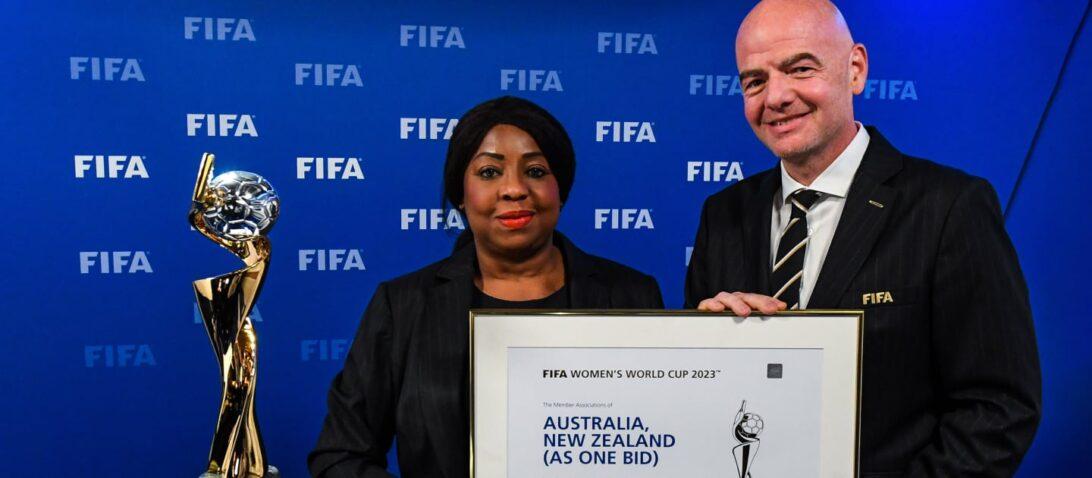 Austrália e Nova Zelândia são escolhidas para sediar a Copa do Mundo Feminina 2023