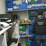 Polícia investiga possível fraude de empresa que fornecia merendas para creches em Castro
