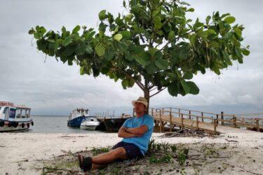 Jasson Goulart, novo apresentador do Balanço Geral Curitiba, ainda quer morar na praia