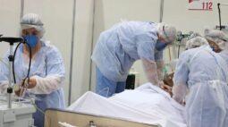MP pede a transferência de pacientes com covid-19 de Londrina para outros estados