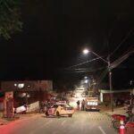 Motorista e passageiro de carro são assasinados, em Araucária
