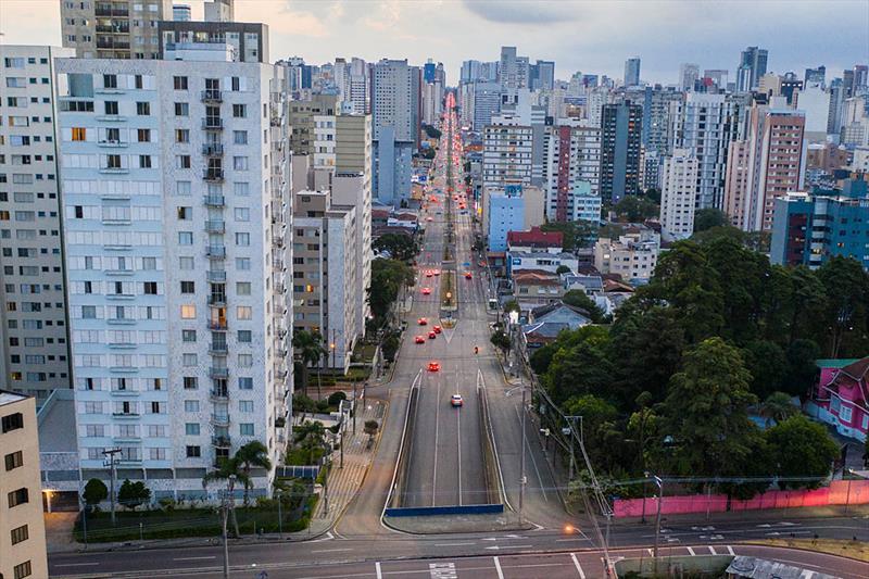 Obras na avenida Visconde de Guarapuava começam nesta segunda-feira (29)