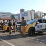 Polícia Militar deflagra Operação Pagamento visando a reabertura do comércio em Curitiba