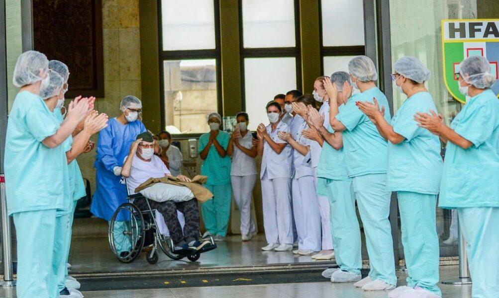 Brasil registra 9 milhões de pessoas recuperadas da covid-19