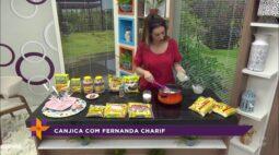 Receita de festa junina: aprenda a fazer canjica