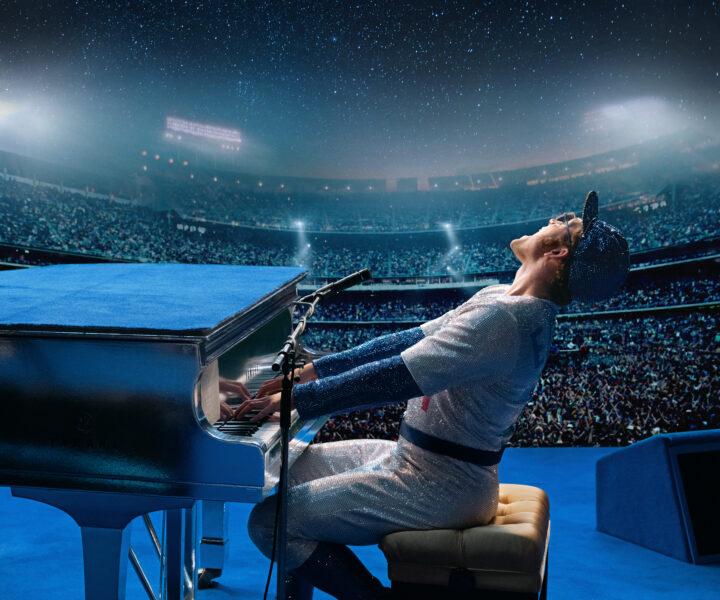 """""""Estou em êxtase"""", comenta Elton John sobre indicações de 'Rocketman' ao Globo de Ouro"""