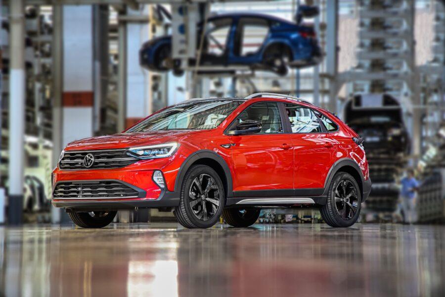 Volkswagen inicia produção do Nivus, primeiro modelo desenvolvido no Brasil de forma 100% digital