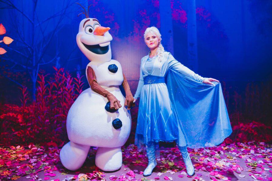 CCXP 2019 | Exibição de 'Frozen 2' abre o dia da Disney no evento