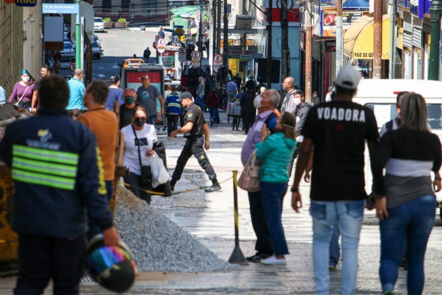 Coronavírus: Paraná registra mais 14 mortes e chega a marca de 600 vítimas