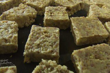 Aprenda o preparo da Paçoca de Amendoim com Leite