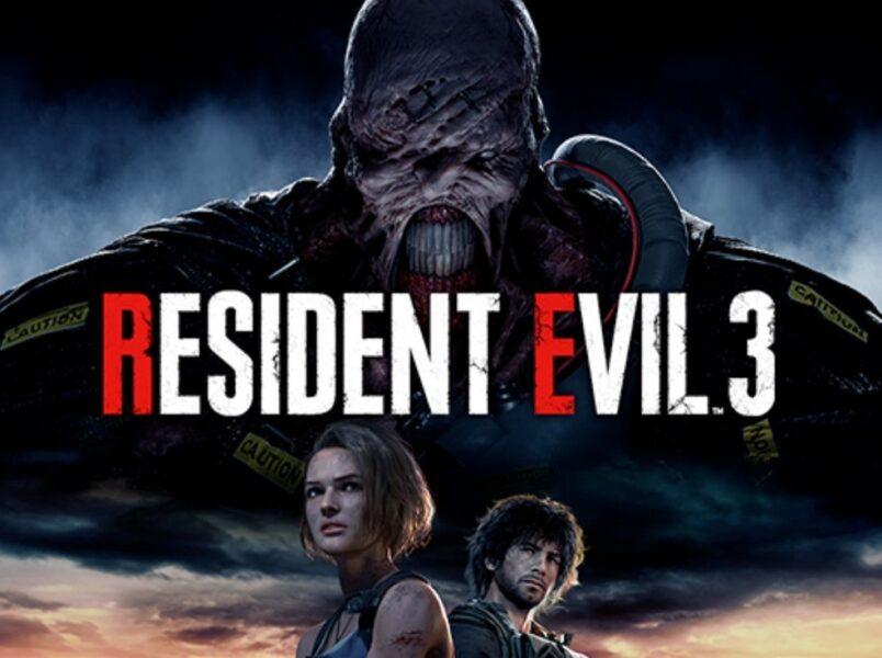 Resident Evil 3 e outros títulos estão em promoção na PS STORE