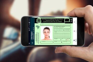 Motoristas de todo o Brasil já podem tirar a CNH Digital