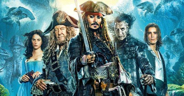 'Piratas do Caribe 6' deve chegar aos cinemas entre 2021 e 2022
