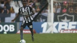 Marcelo Benevenuto completa marca no Botafogo