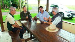 Fazenda é referência na produção de grãos e carne de forma integrada