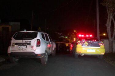 Polícia investiga assassinato de pizzaiolo em Campo Largo
