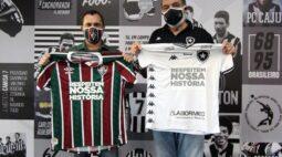 Ferj entra na Justiça contra Botafogo e Fluminense