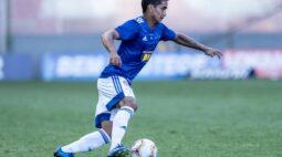 Cruzeiro faz acordo com o São Paulo e devolve Éverton Felipe