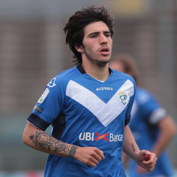 """Internazionale fica próxima de acertar com Sandro Tonali, o """"novo Pirlo"""""""