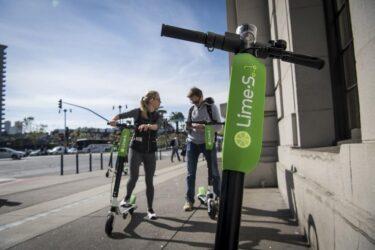 Uber investe no mercado de patinetes