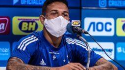 """Jadsom elogia trabalho de Enderson Moreira e vê """"disputa sadia"""" no Cruzeiro"""
