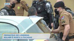 Feminicídio em Londrina mulher é morta a facadas