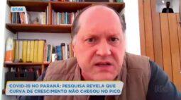 Covid-19 no Paraná: pesquisa revela que curva de crescimento não chegou no pico
