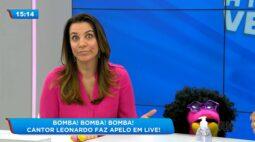 Leonardo faz apelo em live para autoridades soltarem Ronaldinho