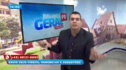 Balanço Geral Londrina Ao Vivo | Assista à íntegra de hoje | 09/07/2020