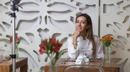 CONEXÕES DO BEM: chef Kika Marder ensina preparo de prato com nova coleção da Tania Bulhões
