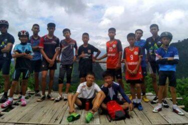 Tecnologia contribuiu para o resgate dos meninos tailandeses presos em caverna