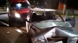 Mulher morre em acidente na Av Higienópolis em Londrina