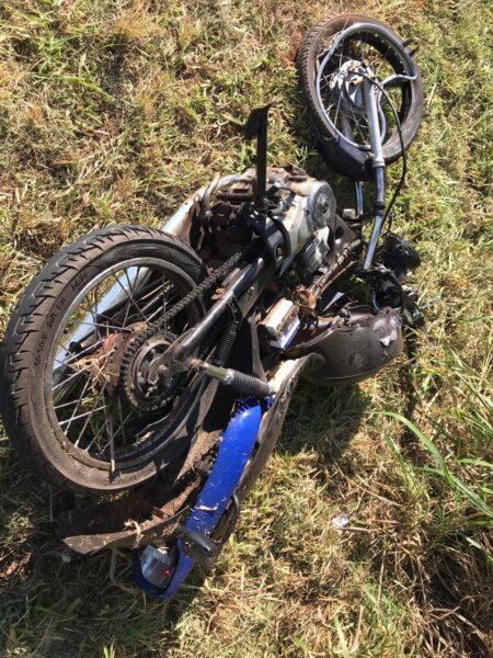 Motociclista morre em acidente na PR-317