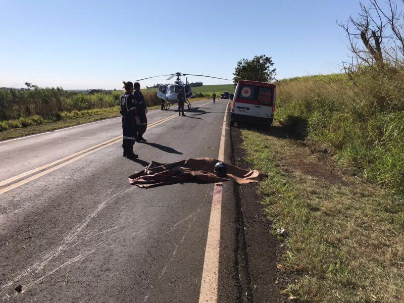 acidente PR-317