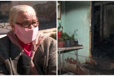 Família de Colombo que teve casa destruída e perdeu parente em incêndio pede ajuda