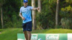 Elenco principal do Londrina retorna aos treinos presenciais nesta segunda (13)
