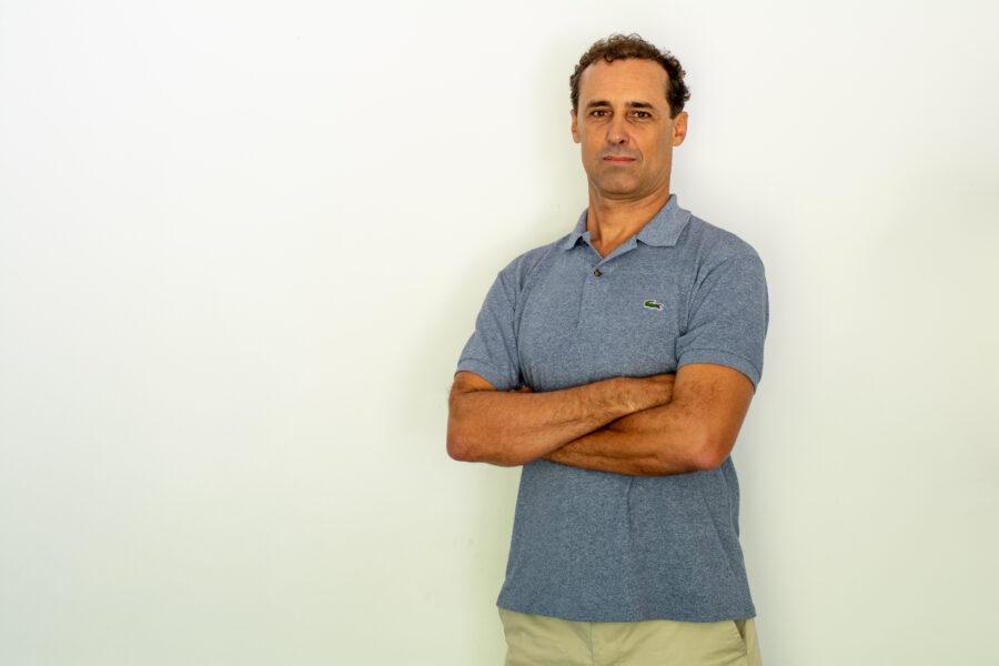 João Pedro Portinari Leão, sobrevivente de um ataque por tubarão-branco