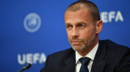 Uefa confirma jogos de volta das oitavas da Champions na casa dos mandantes