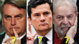 """Eleições 2022: """"E agora, Jair? E agora, Sérgio? E agora, Lula?"""